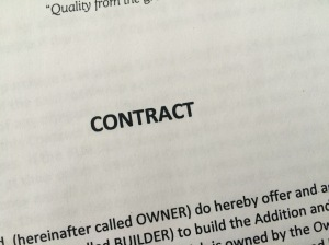 Contract Pic